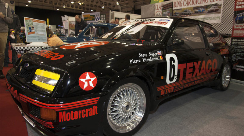 Race Retro Live 2014 - Stoneleigh Park