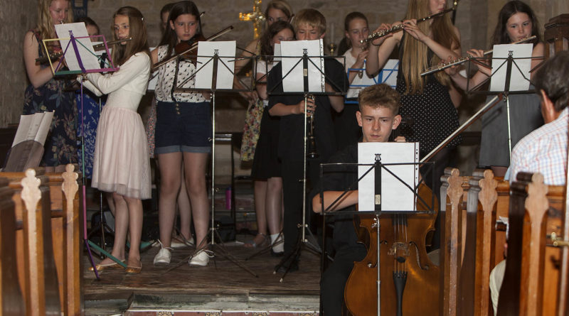 Young Musicians Concert at Shipston Proms - St. Martin's Church