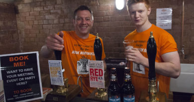 Hook Norton Brewery Open Day