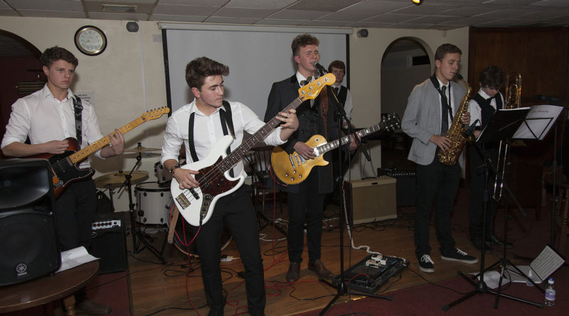 Battered Soul at Kineton Social Club
