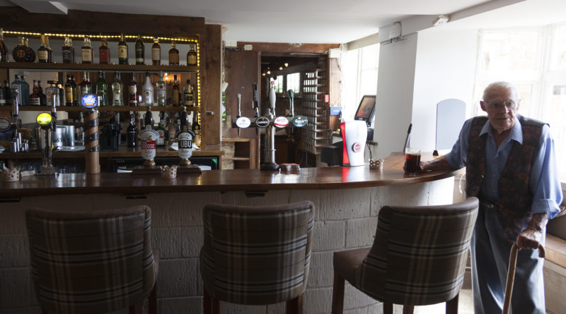 College Arms Quinton Re-Opening