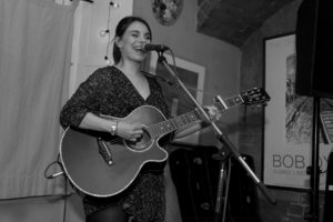 Lilly Shickle Performing