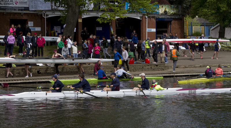 Evesham Rowing Regatta 2017