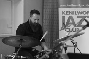 Tom Haines on Drums